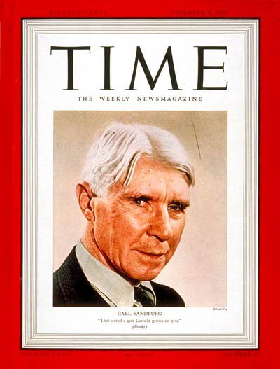 a biography of carl sandburg an american marvel Carl sandburg american literature analysis  carl sandburg biography homework help  carl august sandburg grew up in abraham lincoln country in illinois, absorbing the lincoln lore and the.