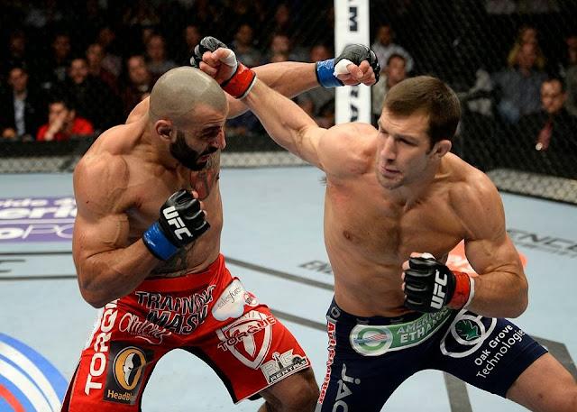 UFC Fight Night 35 Rockhold vs. Philippou