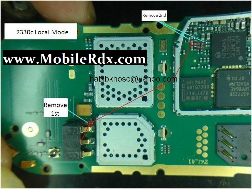 and do this simple solutions nokia 2330c local mode hardware solution