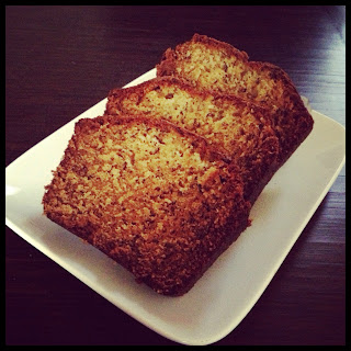 Recipe: Julia's best banana bread