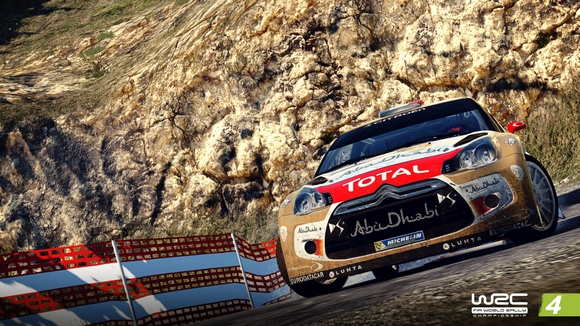 wrc 4 fia pc game screenshot 4 www.ovagames.com WRC 4 FIA World Rally Championship RELOADED
