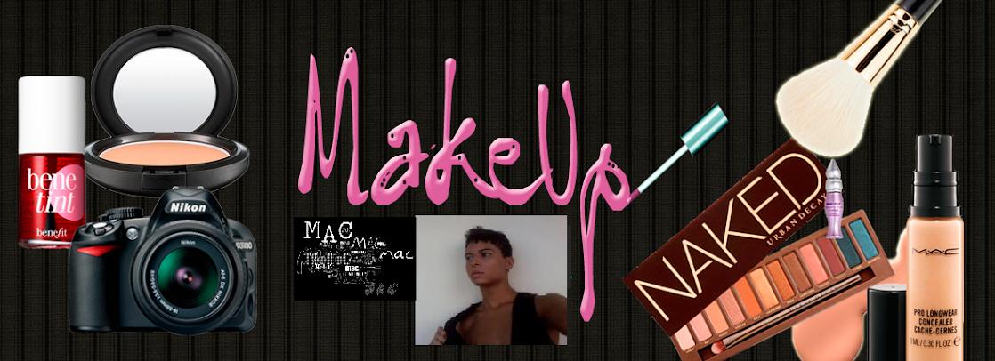 Maquiando com Renan