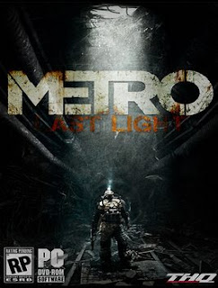 Metro Last Light RELOADED Full + Key ONLY