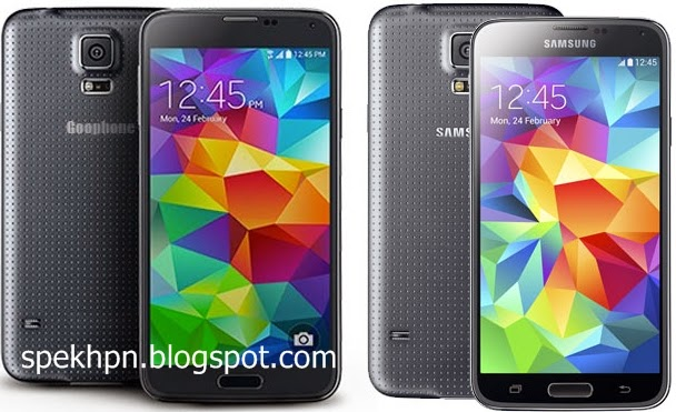 Goophone S5 Android Smartphone