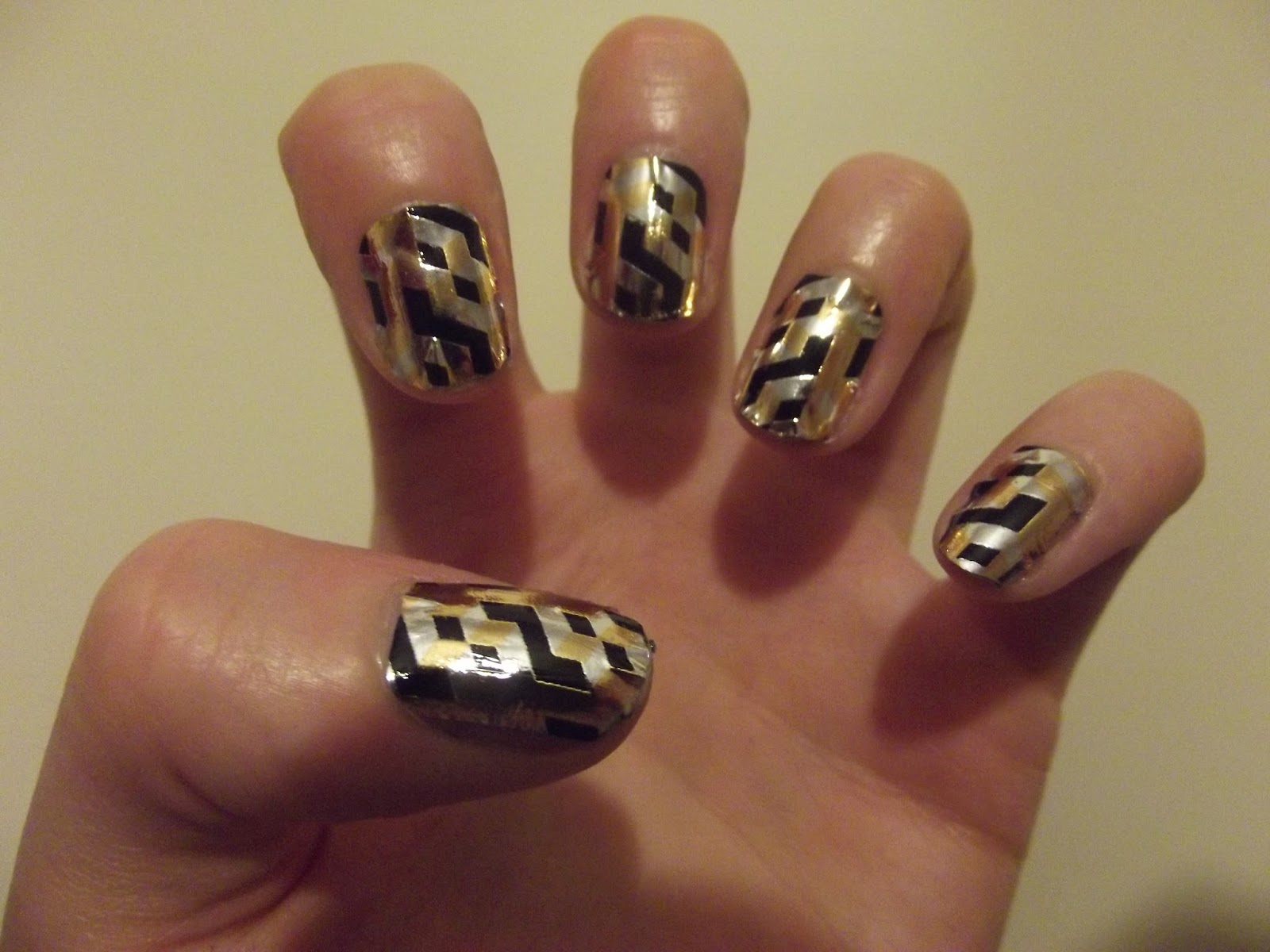 review models own nail art giveaway sarah 39 s style statement. Black Bedroom Furniture Sets. Home Design Ideas