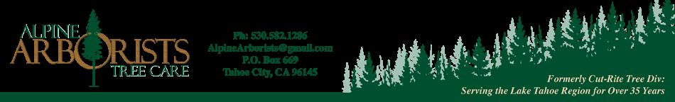 Alpine Arborists Tree Care Blog
