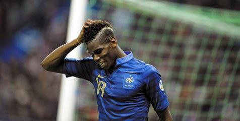 Piala Dunia, Pogba Tak Terpengaruh Isu PSG dan Madrid