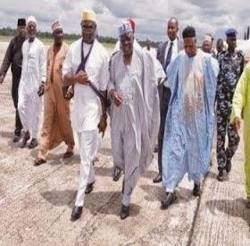 Photos ~ Tinubu, Buhari, Atiku, Others Storm Governor Okorocha's Daughter's Wedding