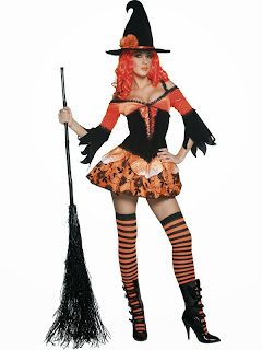 Halloween Costumes for Women, Witches Part 2