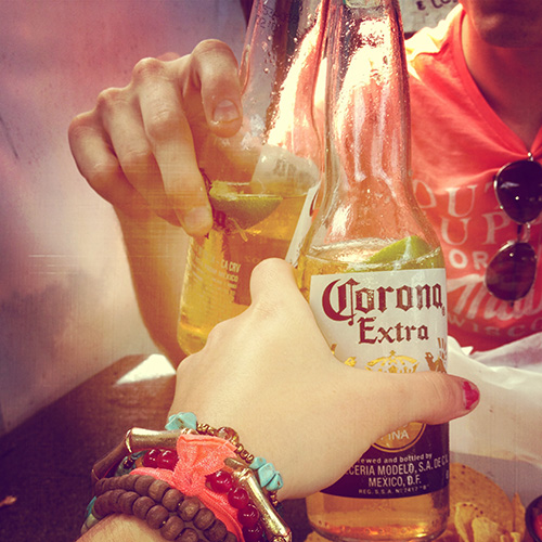 Coronas + Arm Parties