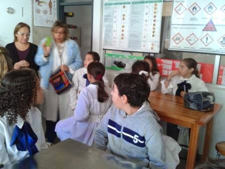 Instituto de formaci n docente actividades de extensi n for Instituto formacion docente