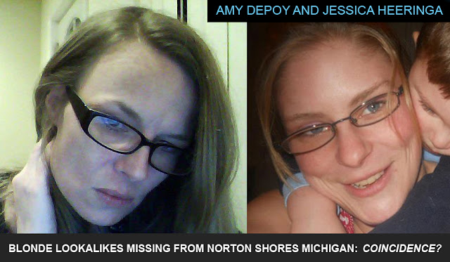 MISSING: Amy Depoy and Jessica Heeringa