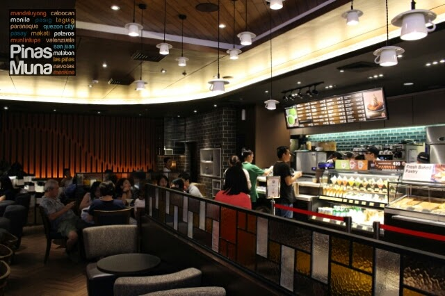 St. Marc Café at SM Megamall