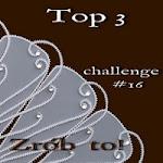 Wyróżnienie w  Zrób to! – Do it!   Wyzwanie #16