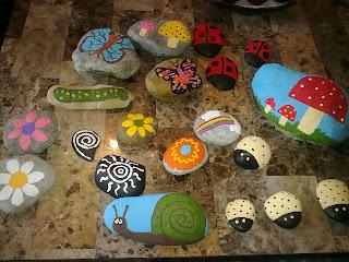 Venadomagazine piedras decorativas for Piedras decorativas para jardin