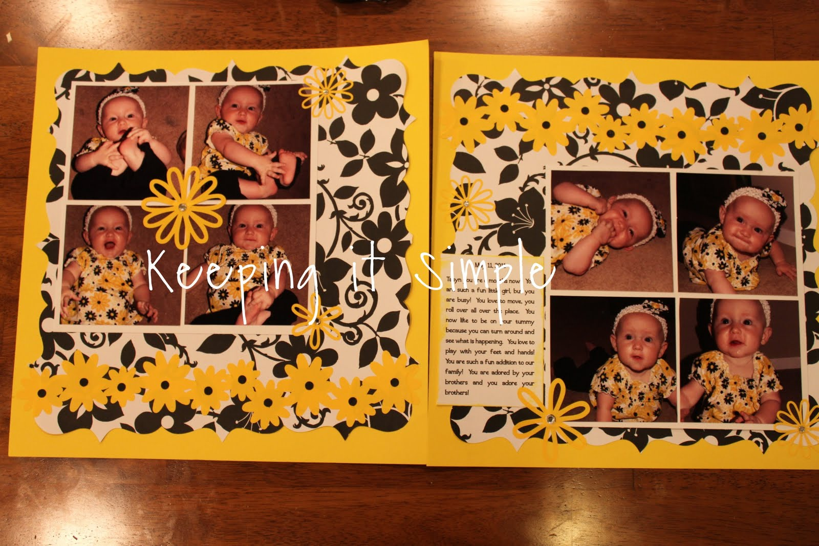 Silhouette Cameo 101 Scrapbooking Keeping It Simple