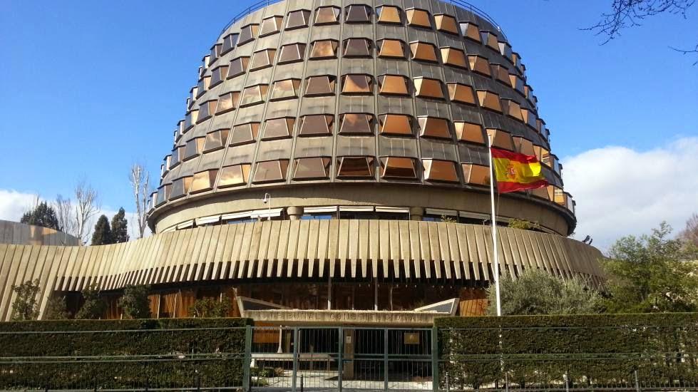Fotografia del Tribunal Constitucional