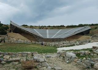 Bild 7: Das Theater von Herakleia Minoa
