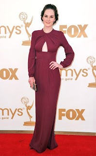 Michelle Dockery, 2012 Emmy Nominations, Top 5 Women