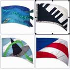 Desain Bendera
