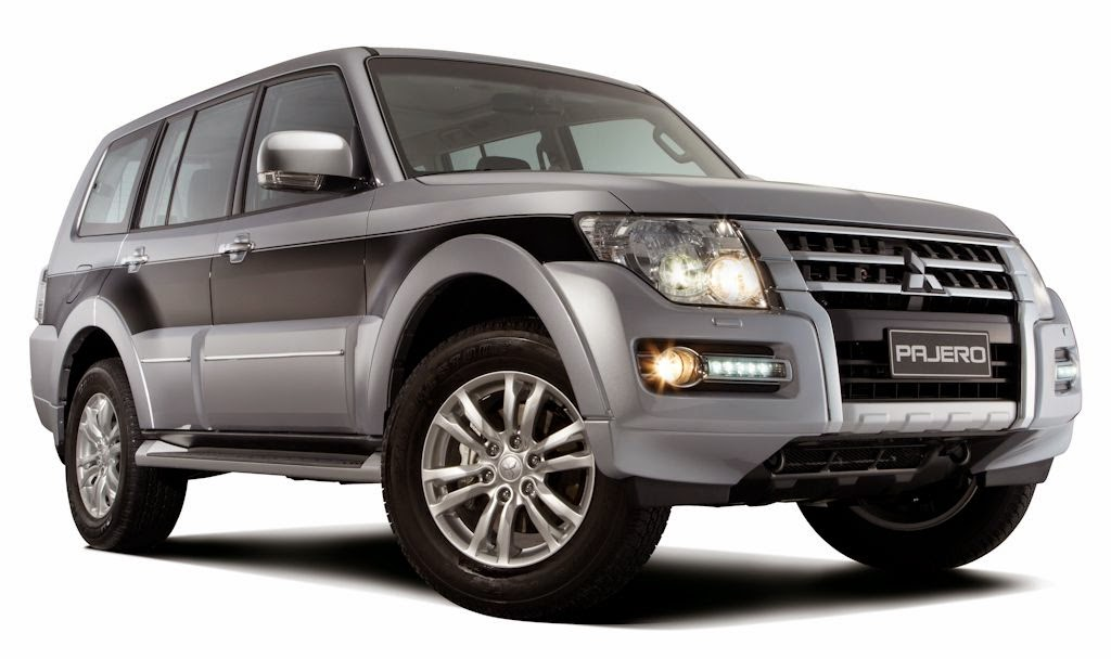 Mitsubishi Pajero Upgraded With New Kit Looks For 2015 Philippine
