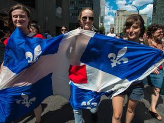la proxima guerra protestas canada independencia de quebec