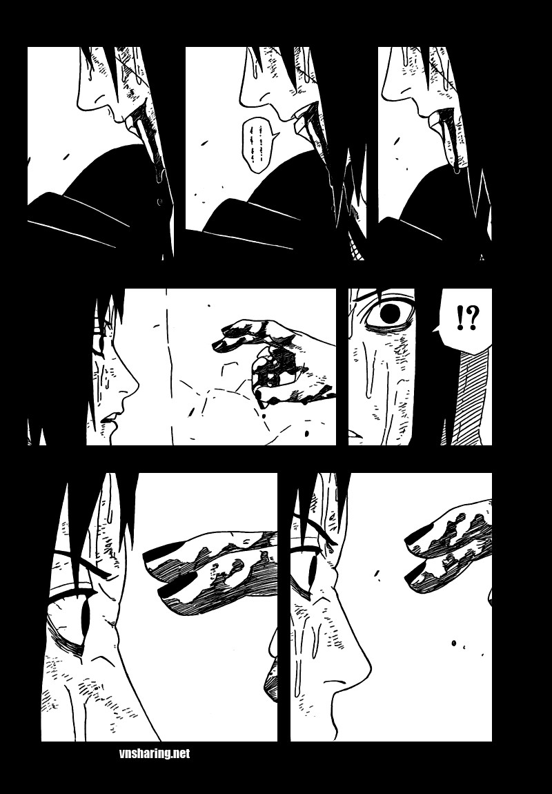 Naruto chap 402 Trang 10 - Mangak.info
