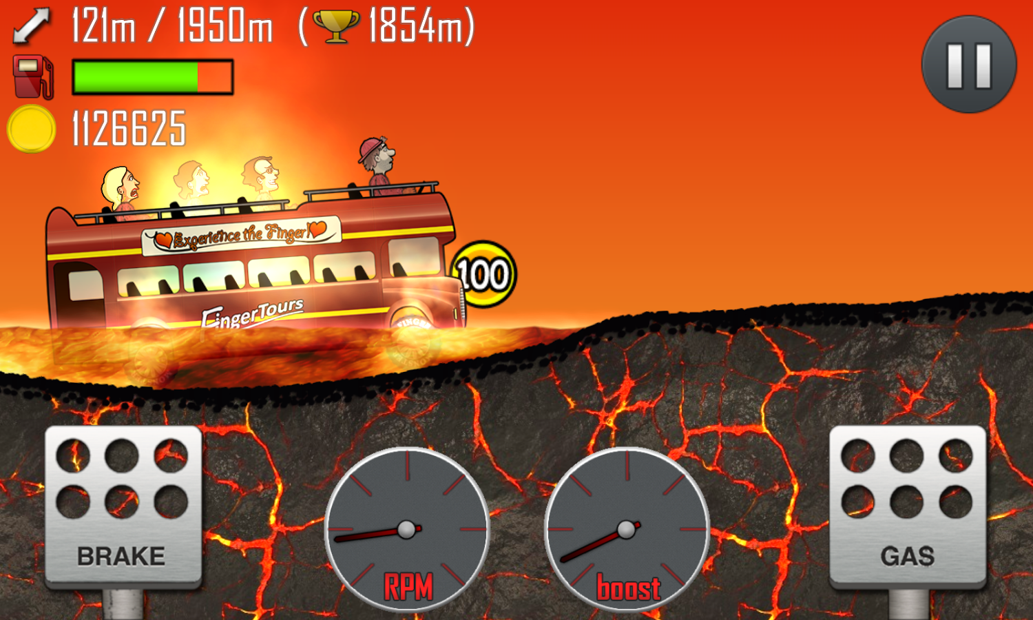 Games Android Hill Climb Racing yang Asik - 6