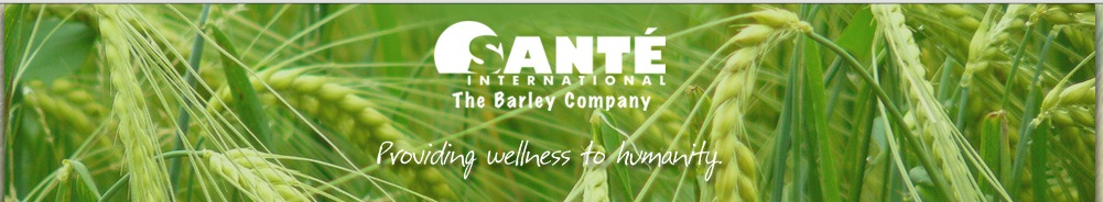 Sante Pure Barley International