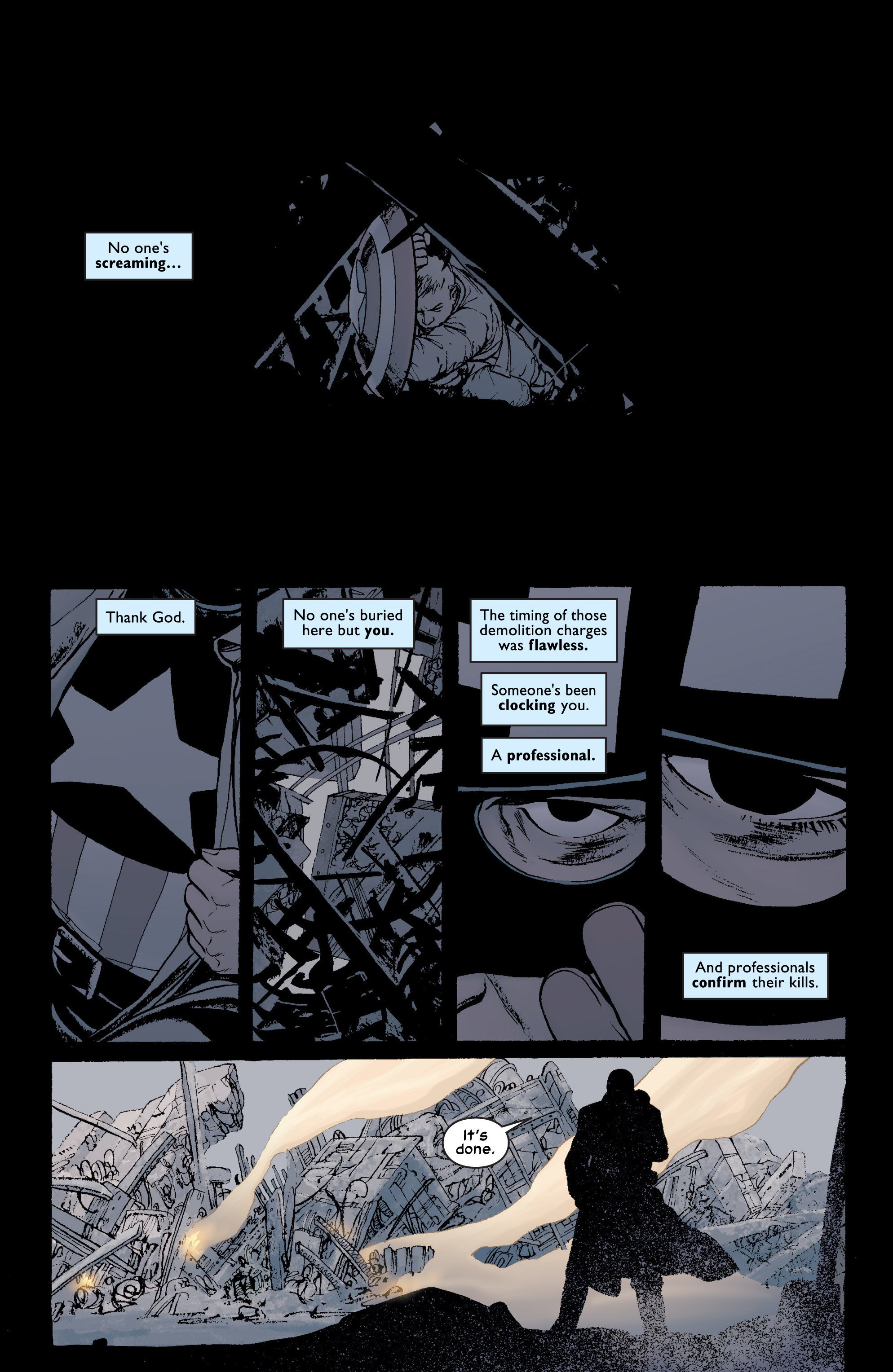 Captain America (2002) Issue #6 #7 - English 5
