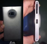 Lumia EOS 41MP Hadir Dengan Dibalut Aluminium