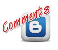 Cara menampilkan kolom komentar