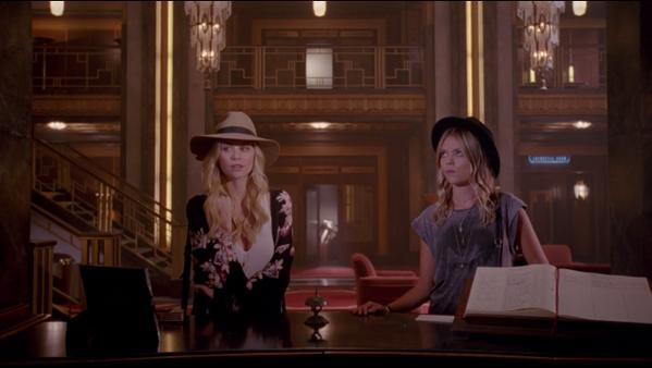 Primera crítica del 5x01: 'Checking In' de 'American Horror Story: Hotel'