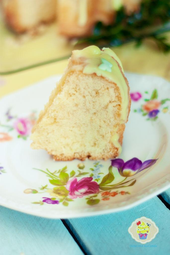 babka na majonezie, przepis babka majonezowa, przepis na babke z majonezem, babka cytrynowa