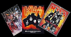 KISS Tour Programmes for Download
