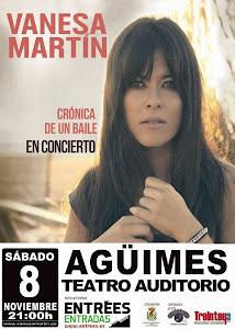 """Vanesa Martín: """"Crónica de un baile"""" en concierto"""