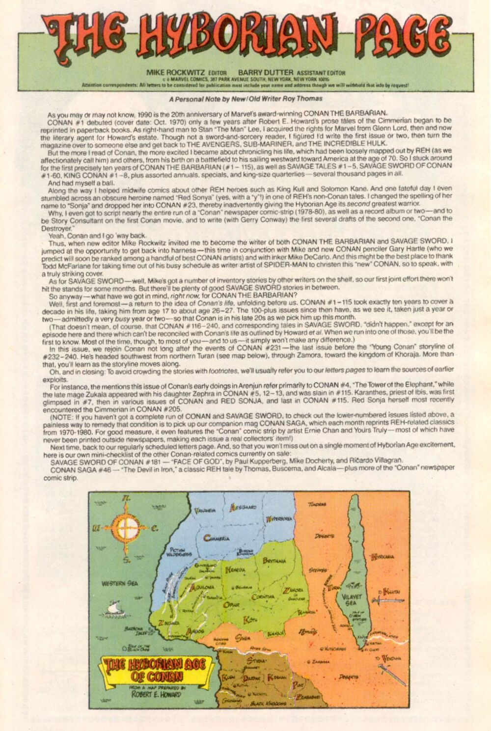 Conan the Barbarian (1970) Issue #241 #253 - English 24