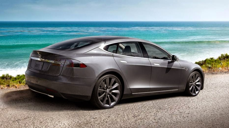Tesla's next car will be the BMW 3-series-fighting Model 3