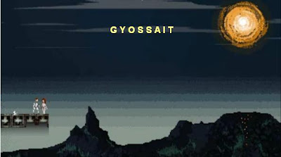 Gyossait alternate ending and walkthrough.