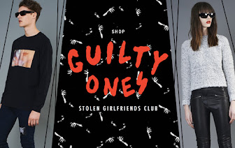 STOLEN GIRLFRIENDS CLUB- GUILTY ONES COLLECTION