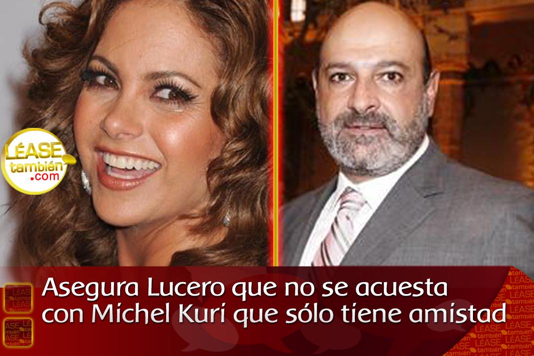 Lucero Y Michel Kuri Fotos Page