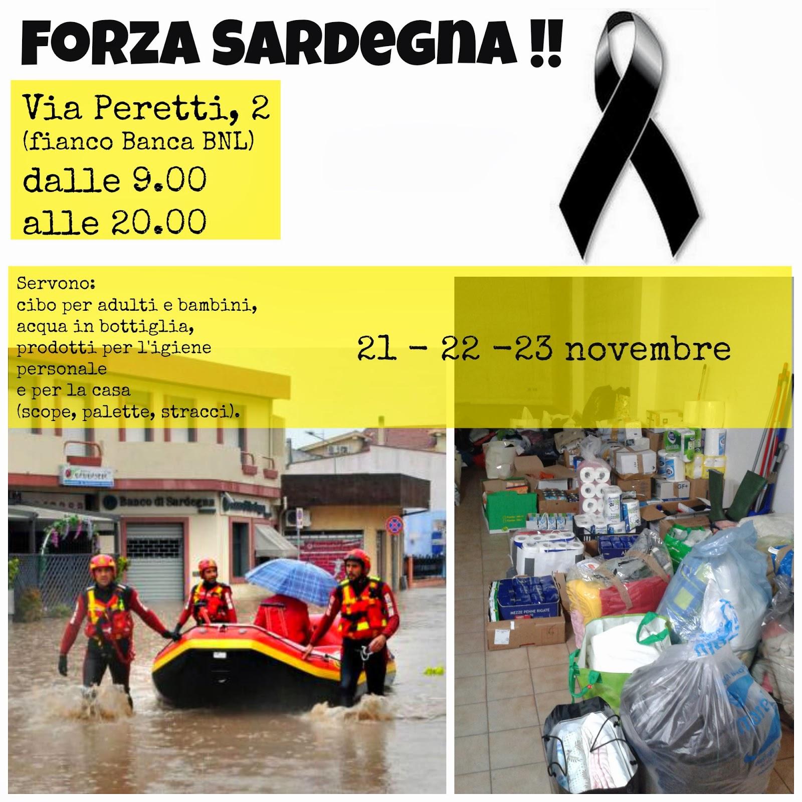 Forza Sardegna