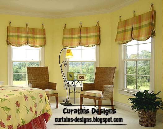 best 20 valance designs and small curtains for windows 1