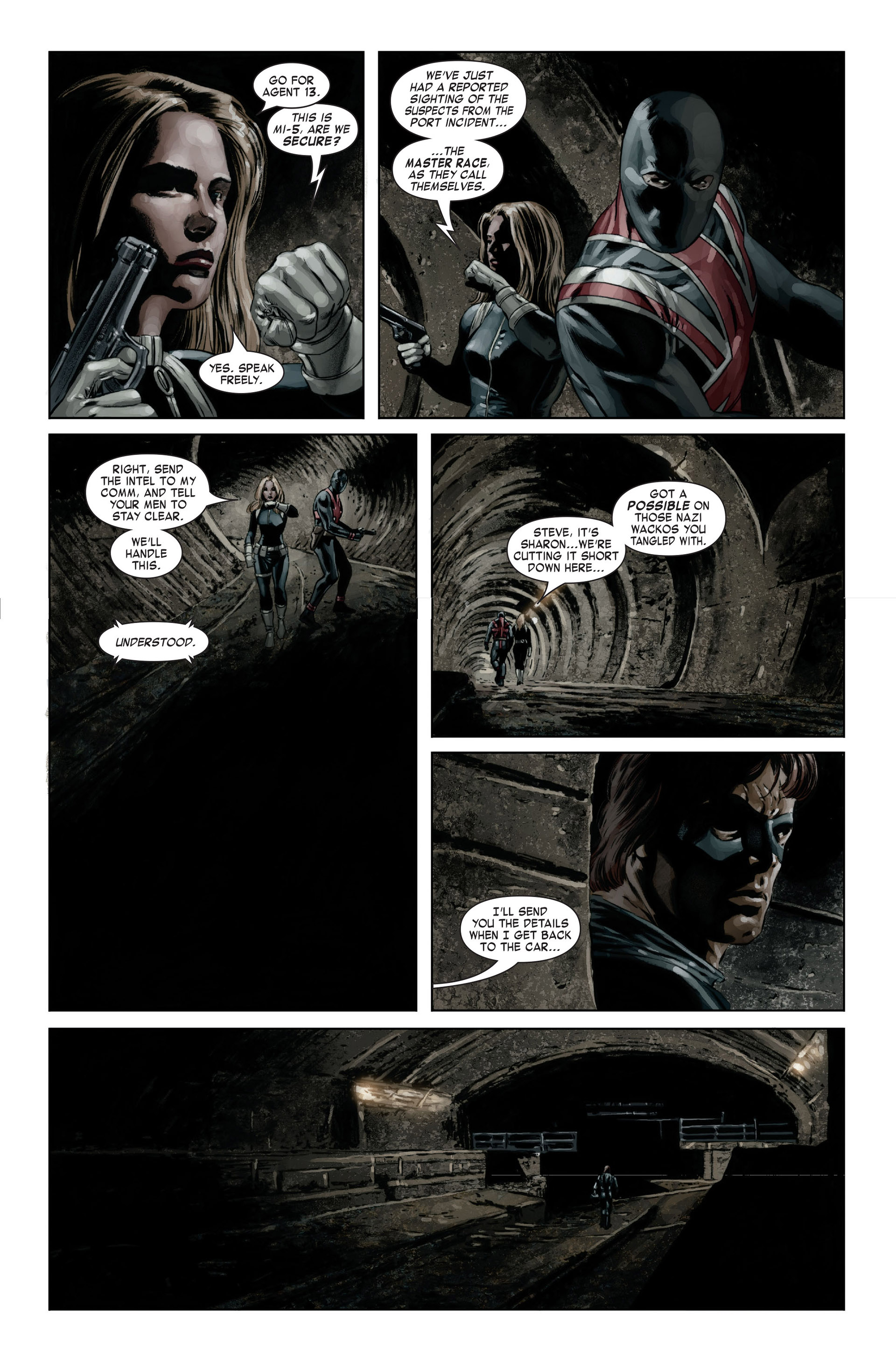 Captain America (2005) Issue #19 #19 - English 19