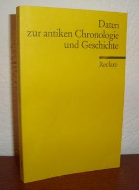 Daten zur Antiken Chronologie und Geschichte