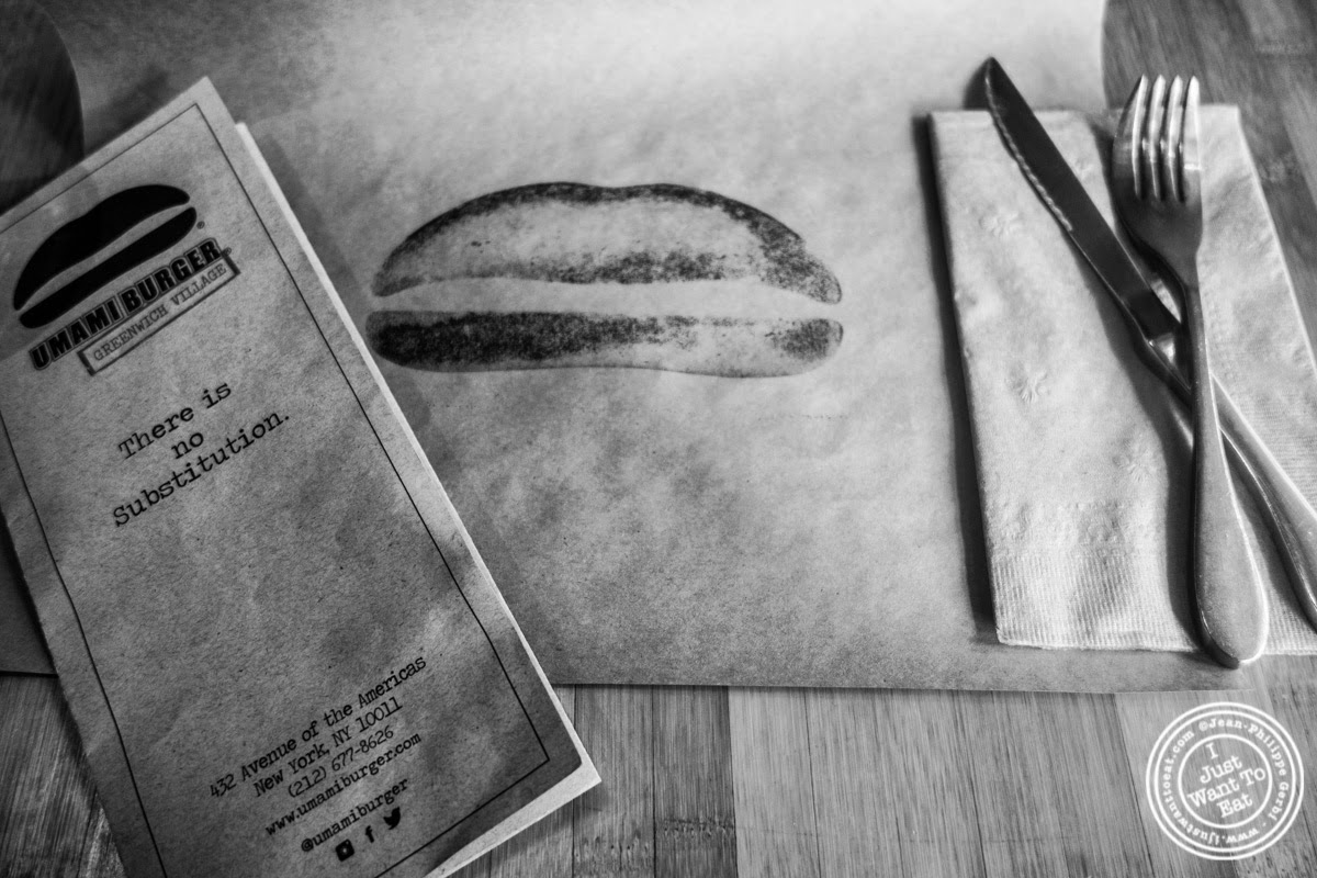 image of Umami Burger in NYC, New York