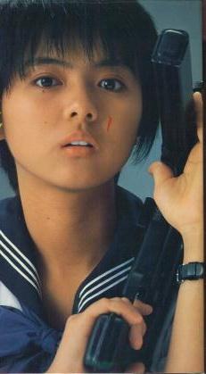 Hiroko Yakushimaru Beautiful Girls Photo