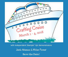 Crafting Cruise!! Welcome Aboard!!