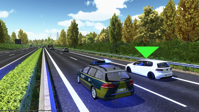 Autobahn Police Simulator Free Download Photo