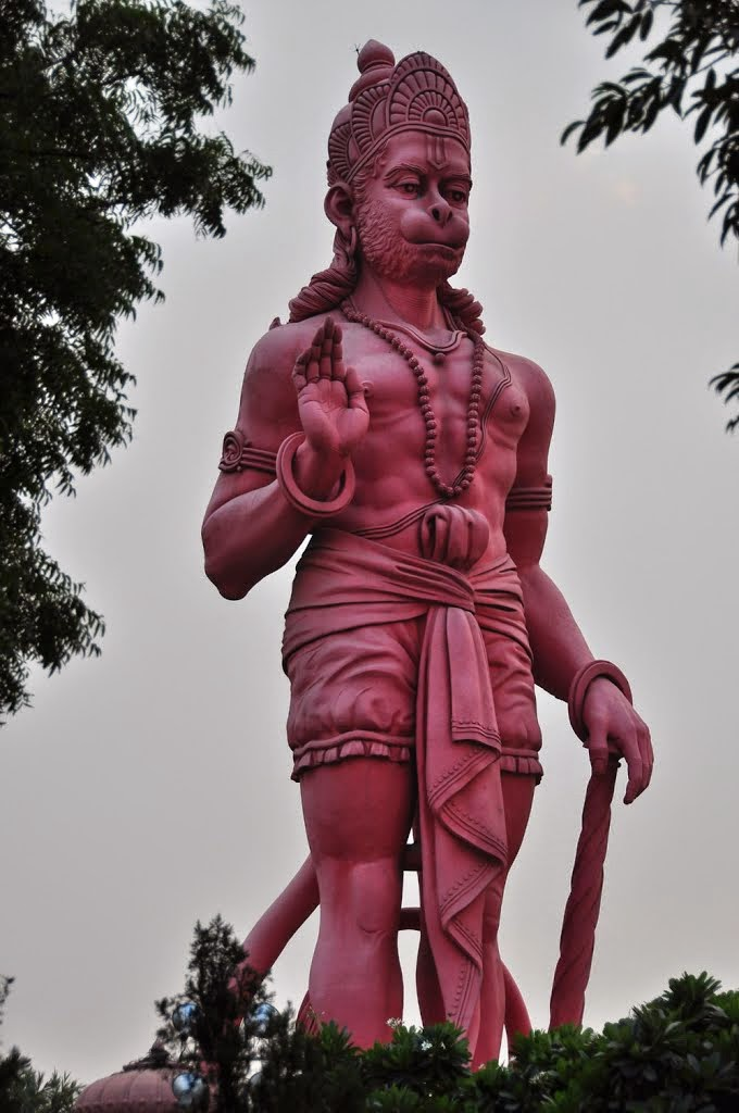 Chattarpur Temple Lord Hanuman